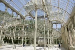 Palacio de Cristal (innen)