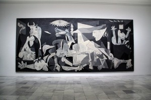Pablo Picasso: Guernica