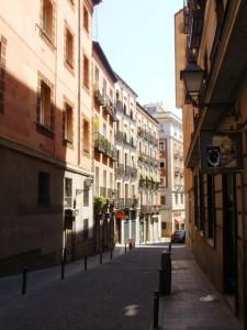 Madrid Innenstadt