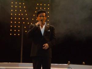 Carlos Marín im Konzert