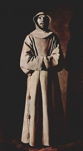 Francisco de Zurbarán: Franz von Assisi