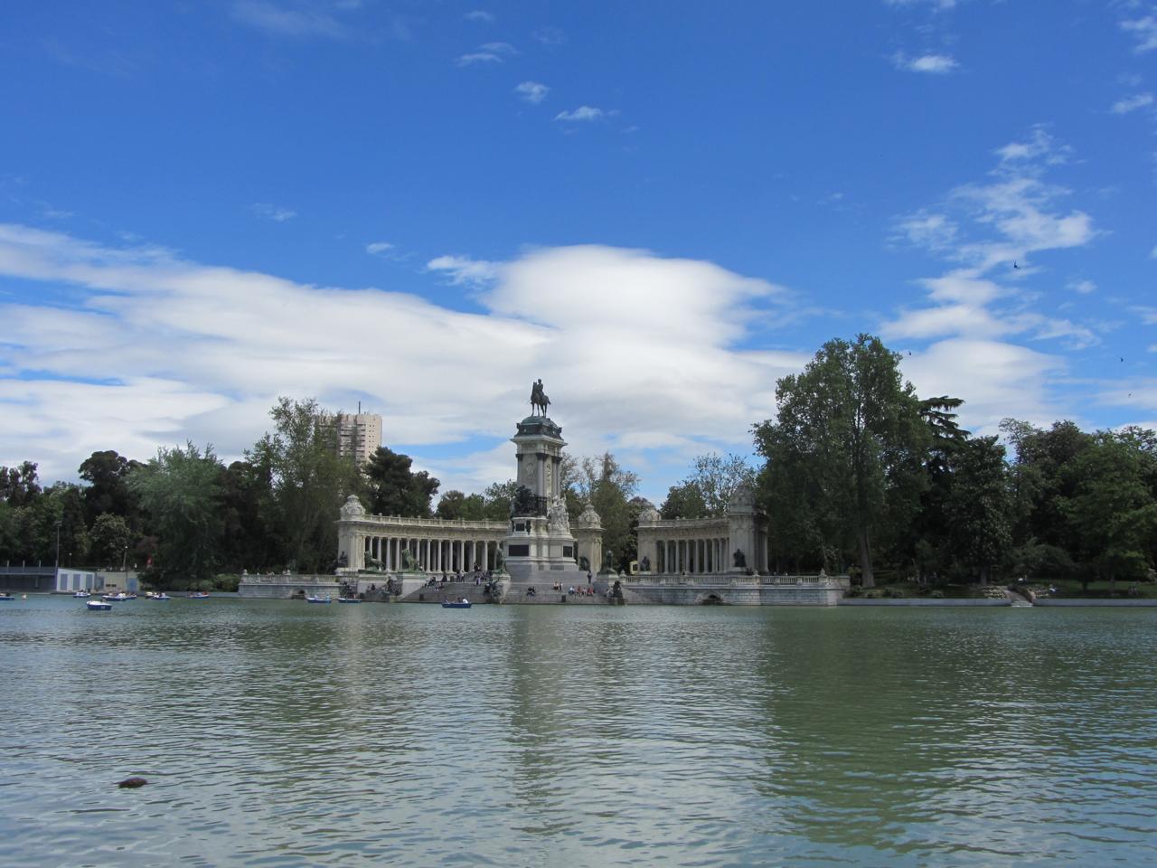 Madrid, Parque de Retiro