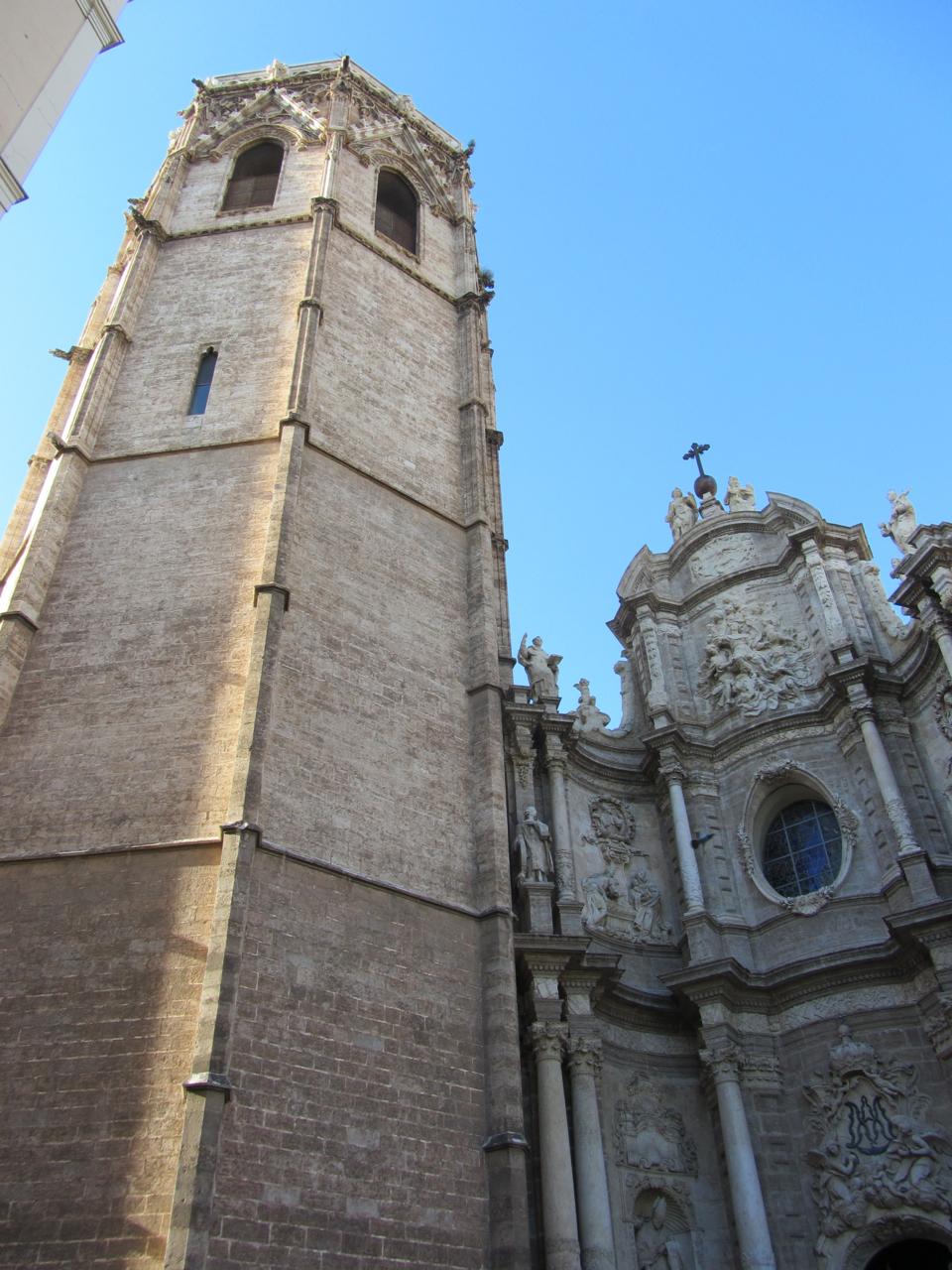Valencia, Kathedrale