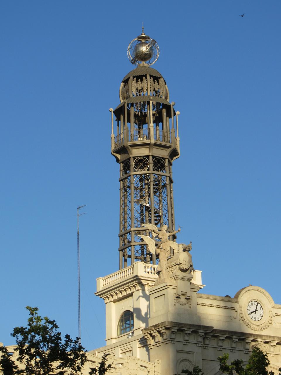 Valencia, Hauptpost