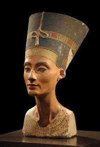 Nofretete_Neues_Museum, Foto von Philip Pikart, Quelle: Wikipedia