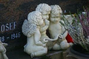 Friedhof Mattsee/Österreich