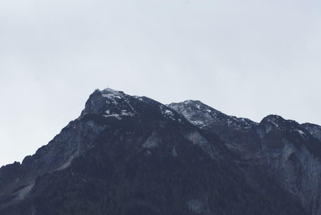 Untersberg, Gipfelkreuz