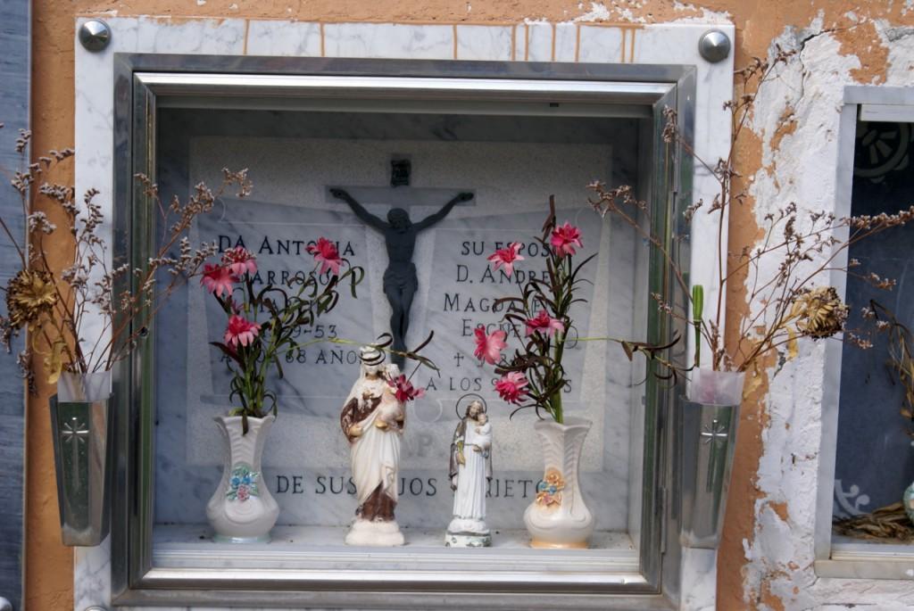 Friedhof Agulo, La Gomera