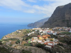 Agulo, La Gomera, Kanarische Inseln