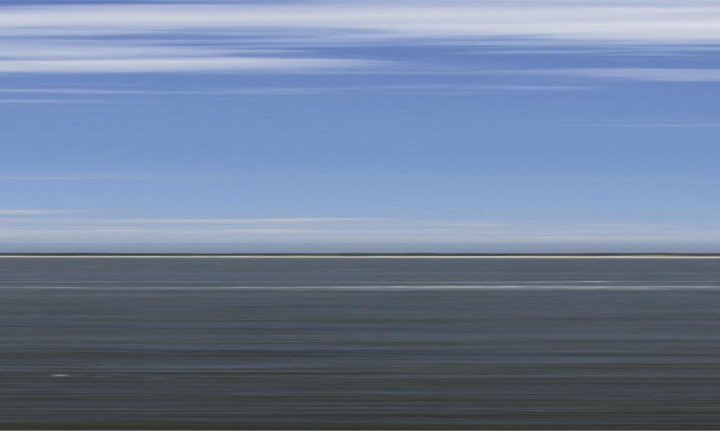 Das Meer bei Emden