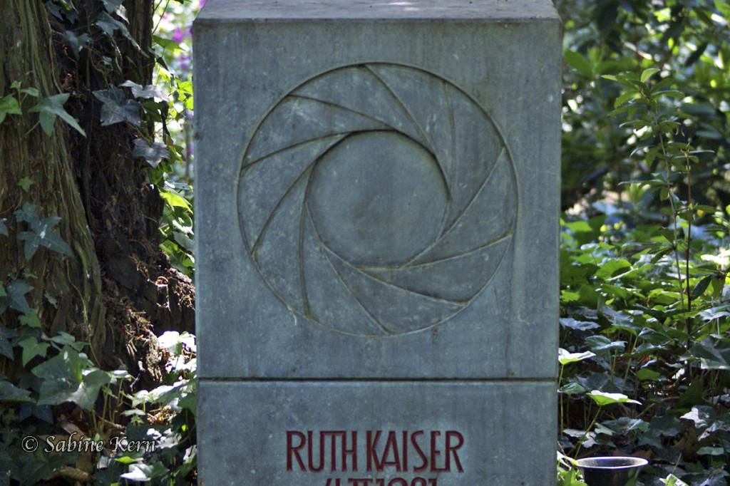 Friedhof Viersen, Grab Ruth Kaiser