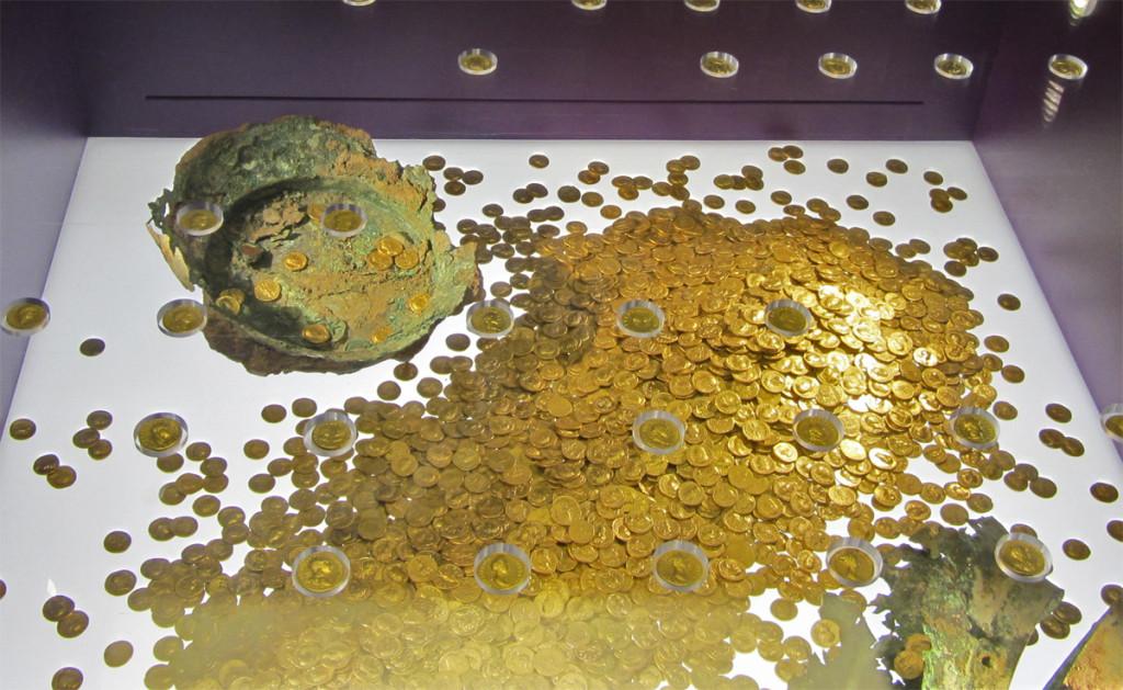Trierer Goldschatz