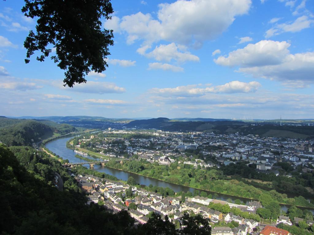 Trier, Stadtansicht