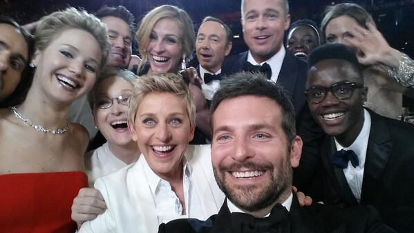 Promi-Selfie