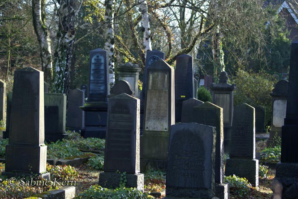 Jüdischer Friedhof Neuss